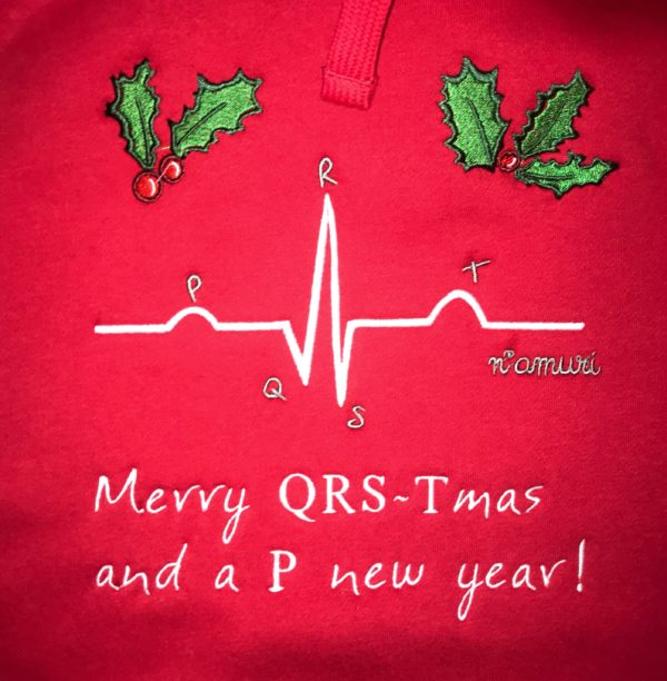 Merry QRS-Tmas and a P new year! n'amuri di Alessia Cirino