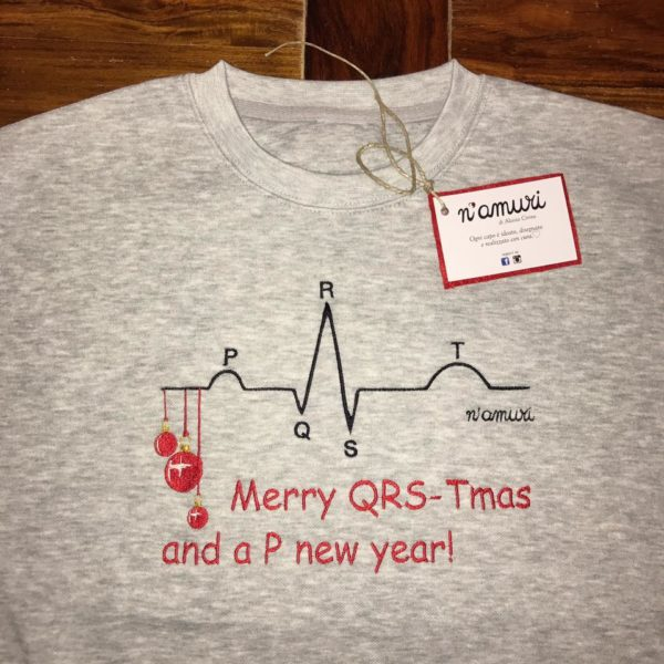 Merry QRS-Tmas and a P new year!